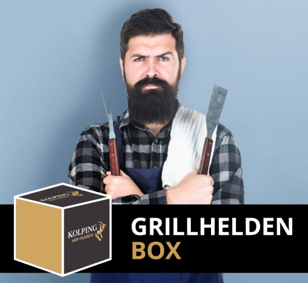 GRILLHELDEN BOX 04.03.21